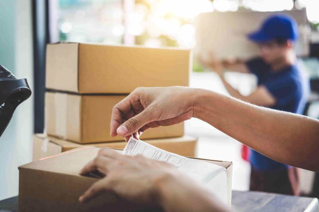 greenest delivery - Delivery of green packaging solutions